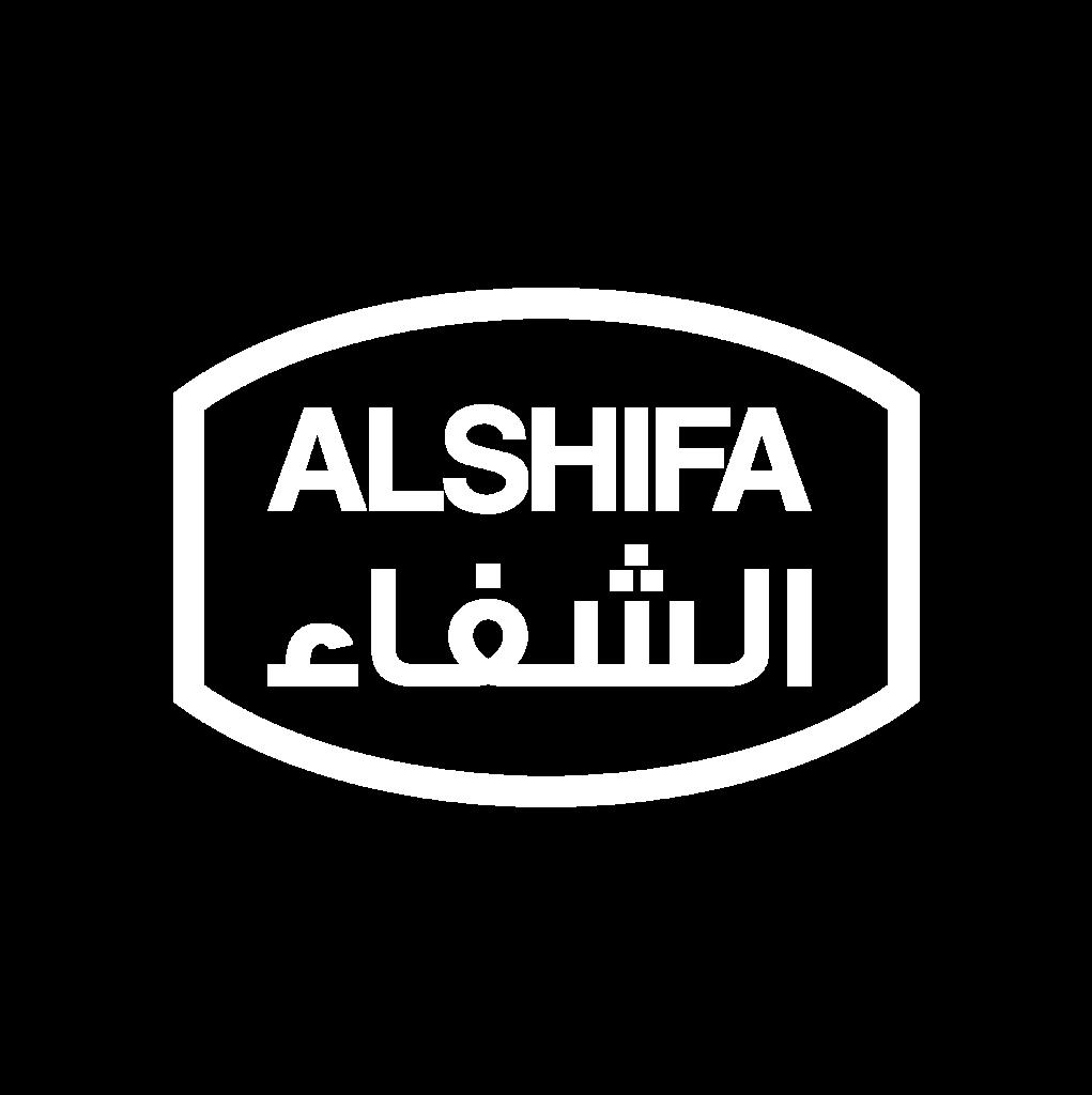 Client logo_AL-Shifaa_white