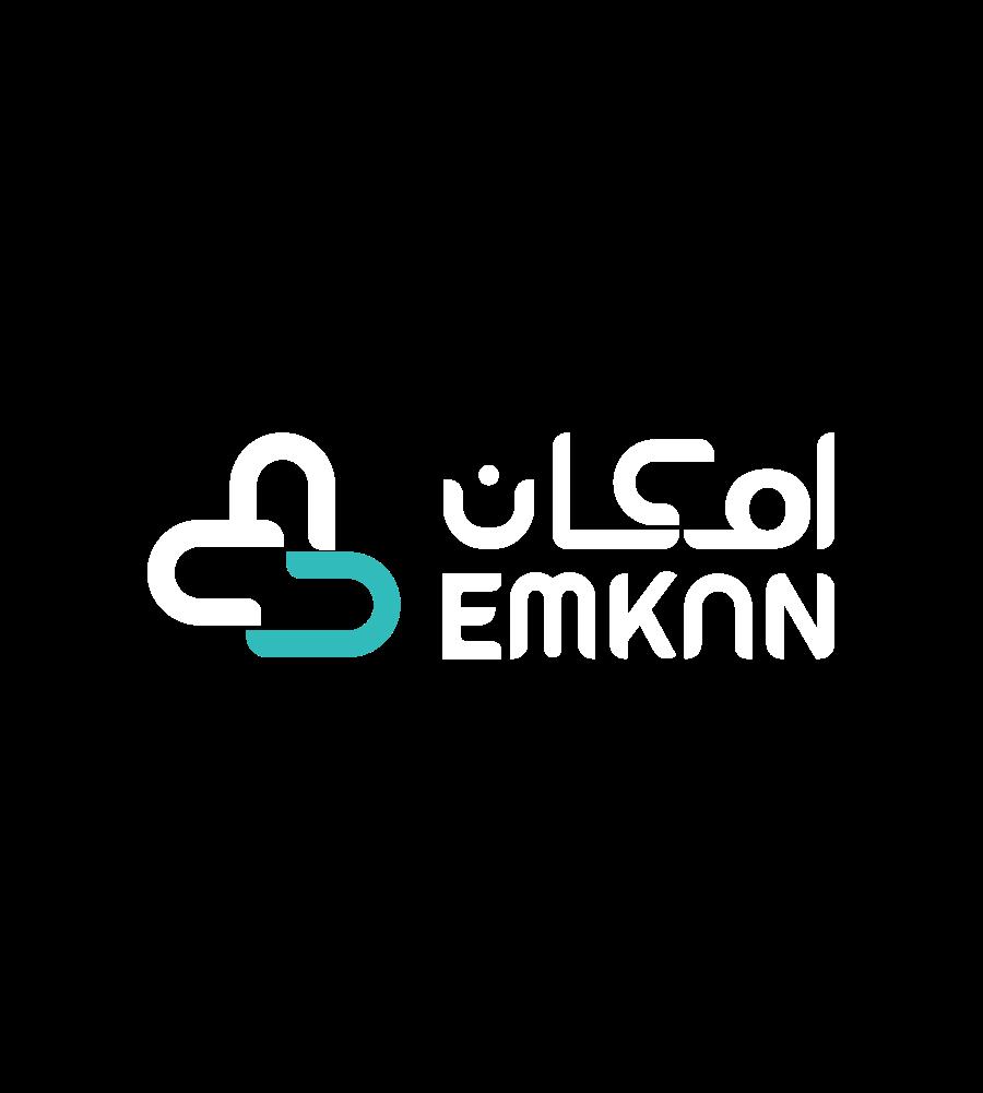 Client logo_emkan_white